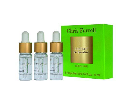 Concentraat So Sensitive gevoelige huid couperose