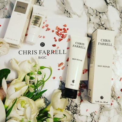 Natuurlijke Cosmetica-Chris Farrell