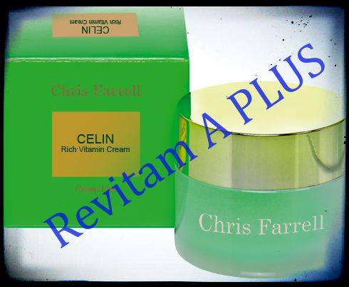 Revitam A plus- Celin Rich Vitamin Cream-Green Line Collageen aanmaak stimuleren
