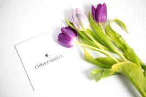 Chris Farrell Kosmetiek-Klantenservice