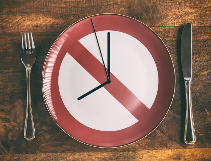 vasten intermitterend autofagie Time-restricted eating