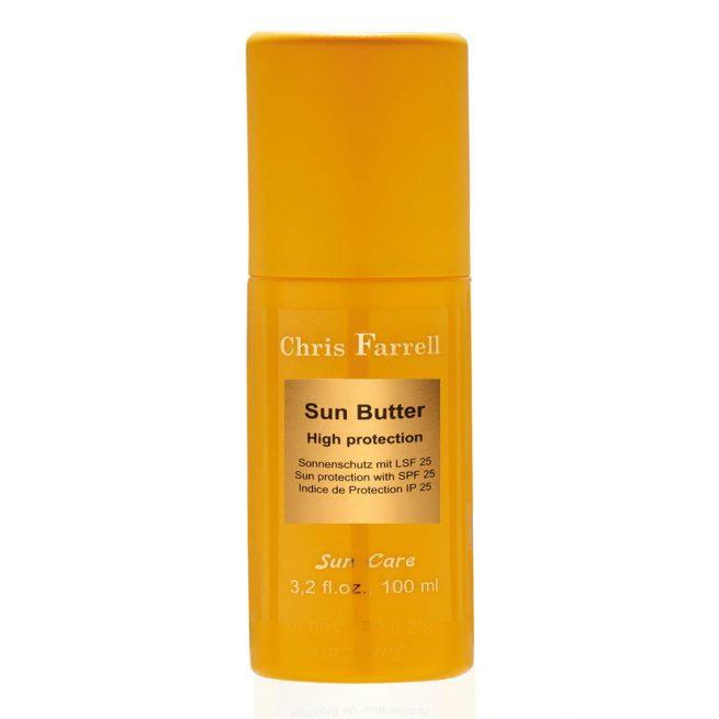 Sun Butter High Protection SPF 25 zonnebrandcrème zonbescherming