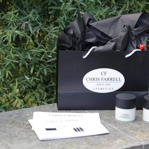 daarom Chris Farrell Startpakket huidverzorging 1 Startpakket huidverzorging 2 Startpakket gevoelige huid