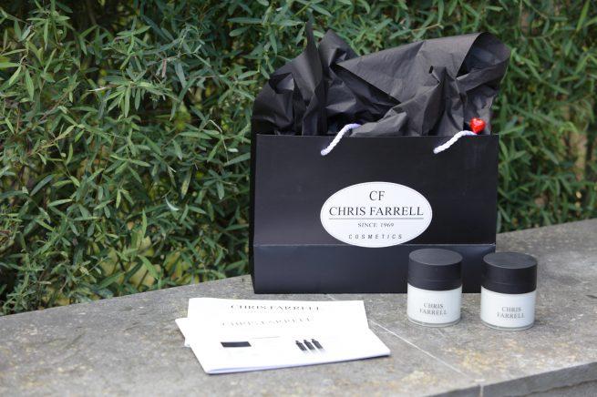 daarom Chris Farrell Startpakket huidverzorging 1 Startpakket huidverzorging 2 Startpakket gevoelige huid holistische huidtherapie