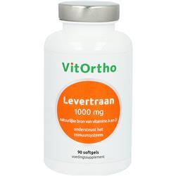 Levertraan-VitOrtho Levrtraan en uw huid